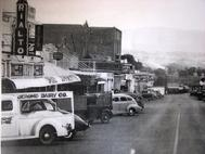Old Town Cottonwood AZ ~1940s history
