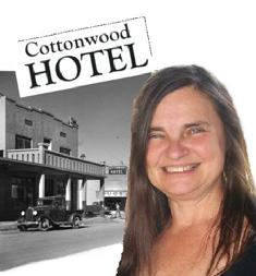 Cottonwood Hotel Owner/Innkeeper, Historic Preservationist, Tour Guide