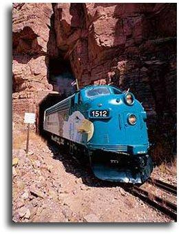 verde valley clarkdale  train hotel