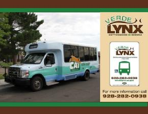 cottonwood sedona area transit