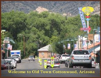 cottonwood az downtown hotel