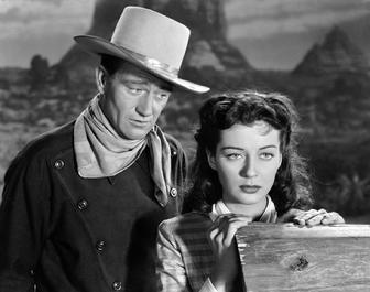 Angel & the Badman ~ John Wayne & Gail Russell filmed in Sedona AZ 1946
