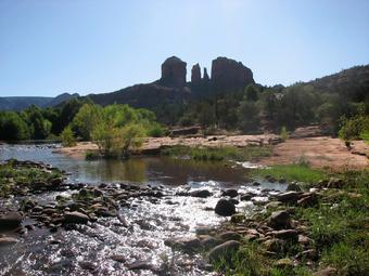 Sedona Red Rock Crossing Oak Creek